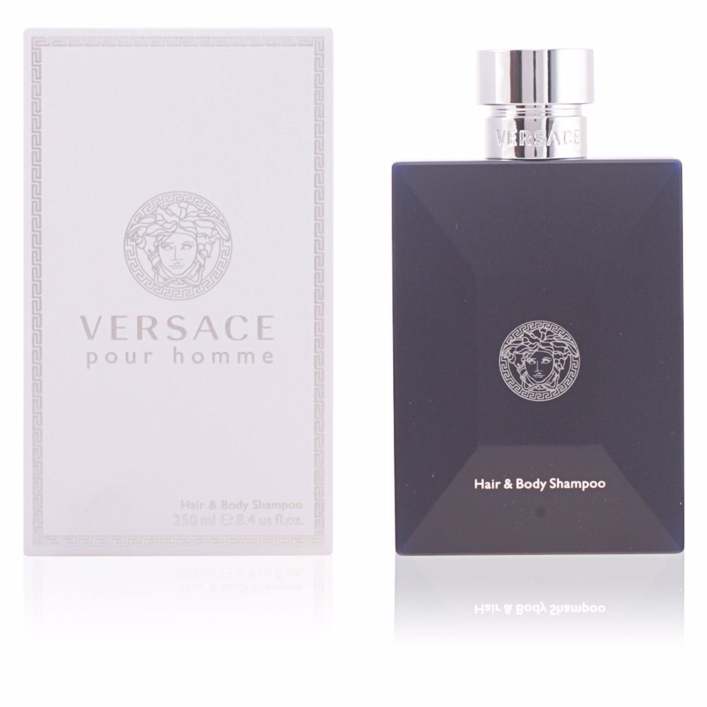 VERSACE POUR HOMME hair & body shampoo