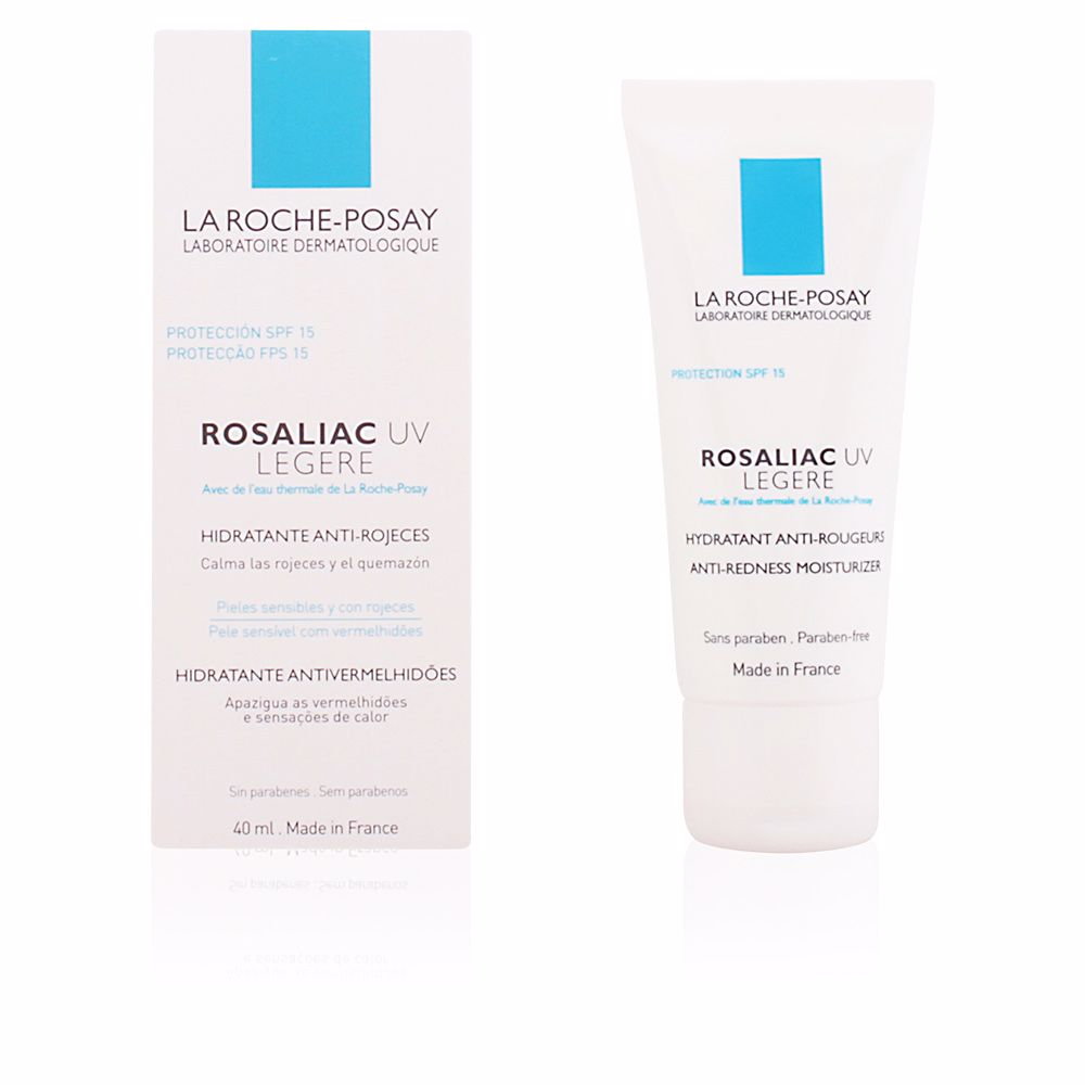 ROSALIAC UV LEGERE hydratant anti-rougeurs