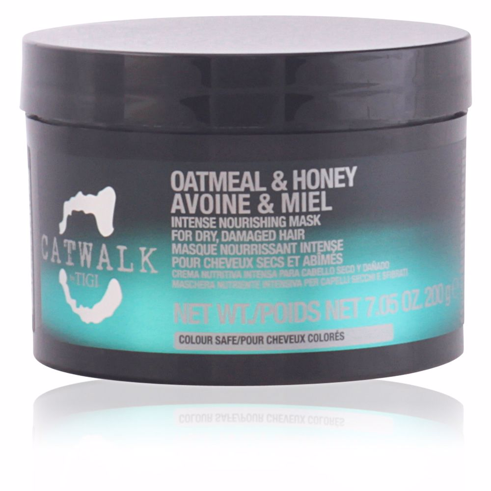 CATWALK OATMEAL & HONEY nourishing mask