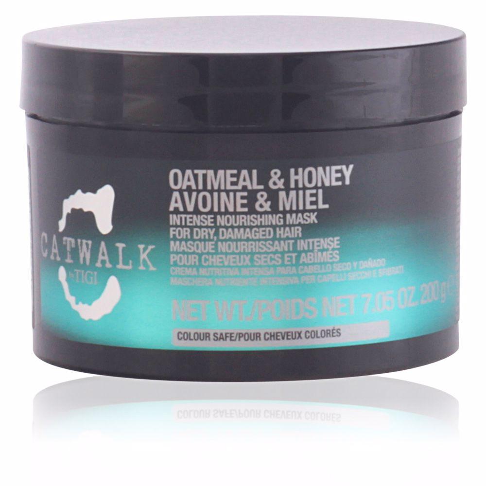 CATWALK OATMEAL & HONEY nourishing mask