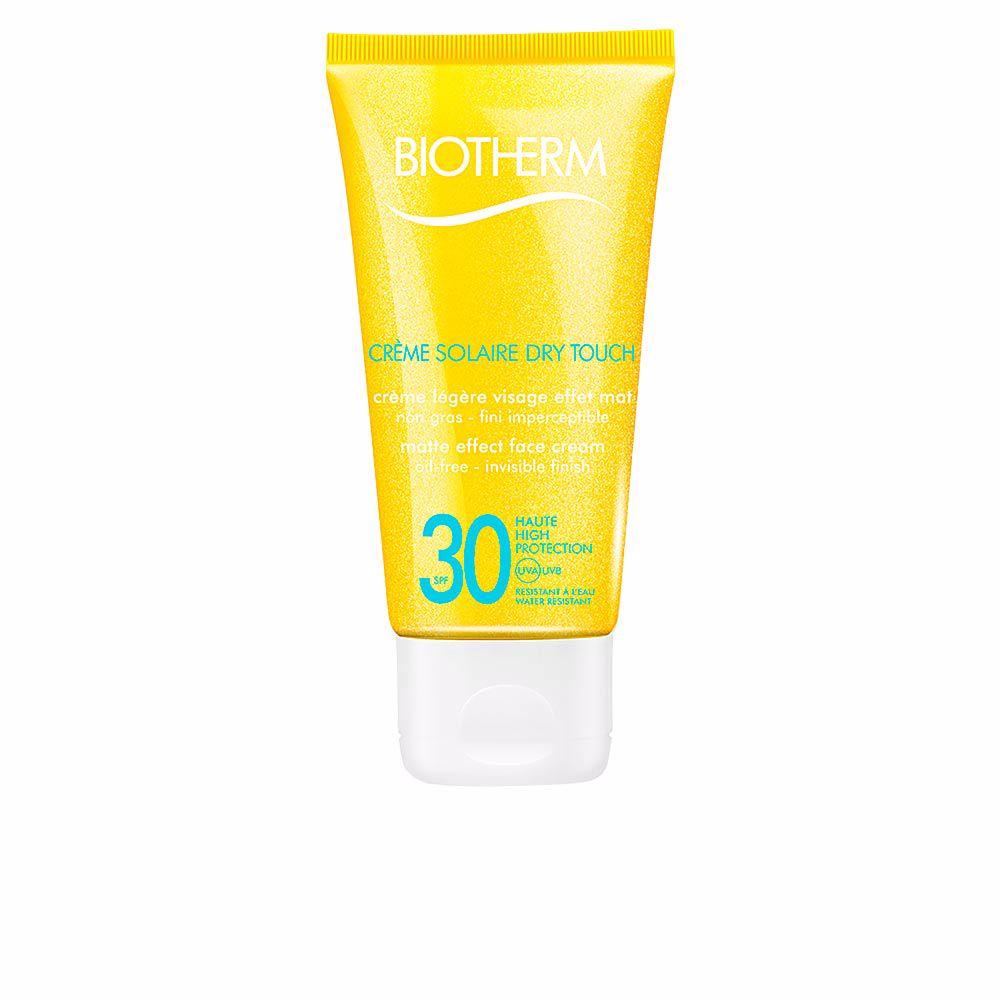 SUN crème solaire dry touch face cream SPF30