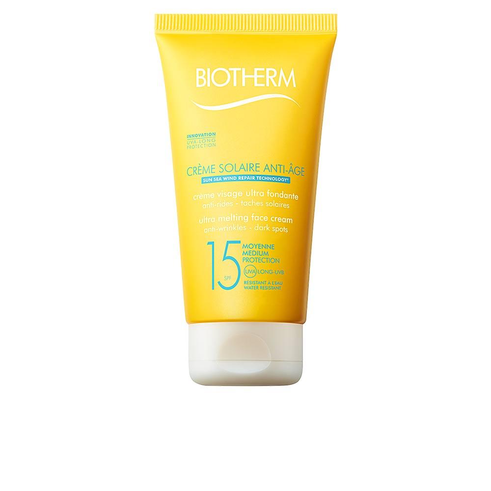 SUN ultra melting face cream SPF15