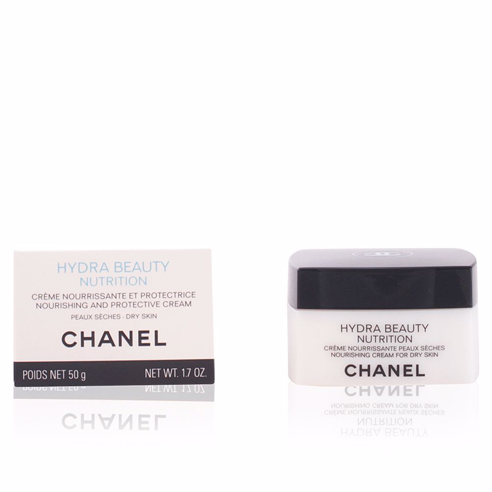 f3e607ffe Chanel Hydrating and Nourishing HYDRA BEAUTY NUTRITION crème ...