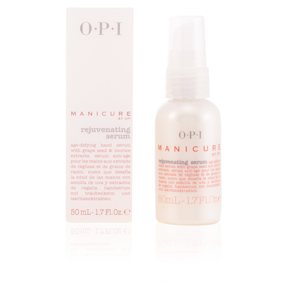 OPI- Manicure Serum   -1.7 OZ Diamond Microdermabrasion Dermabrasion Cleansing Peeling Anti-Aging Skin Care Nib