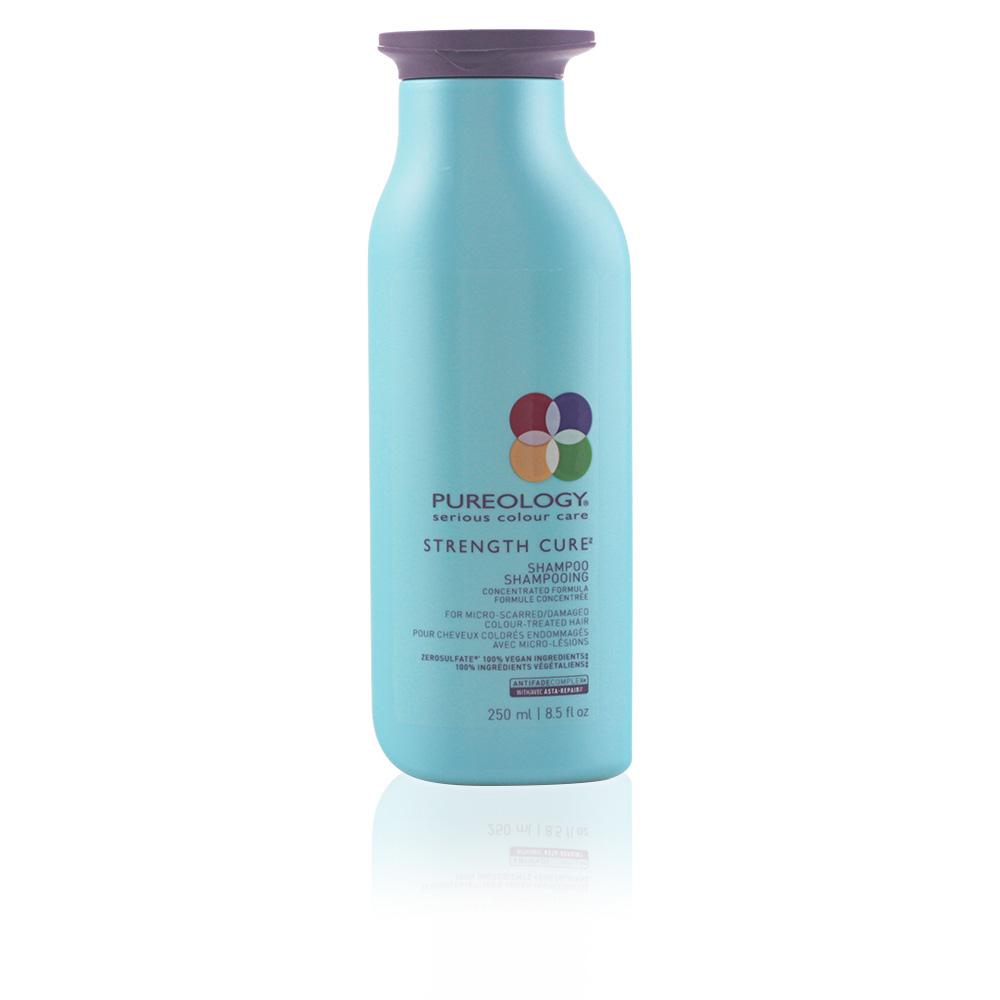STRENGH CURE shampoo