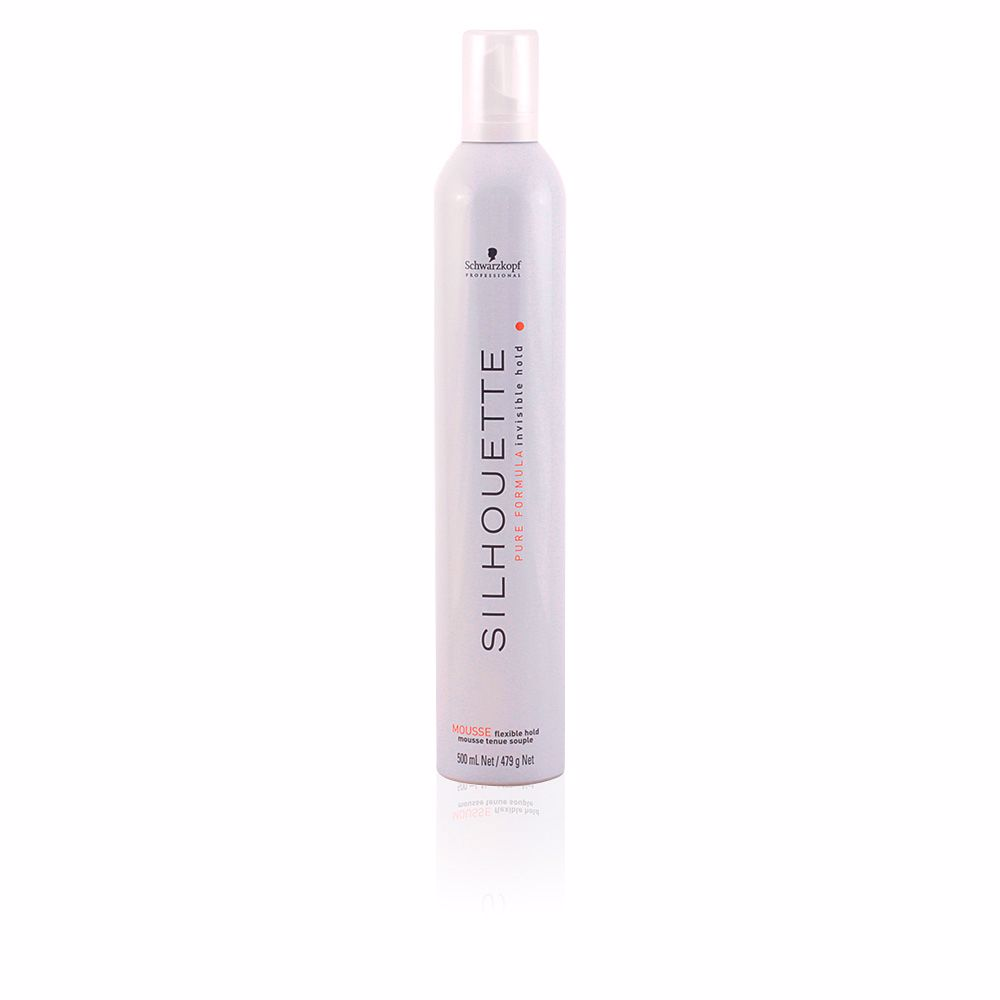 SILHOUETTE flexible hold mousse