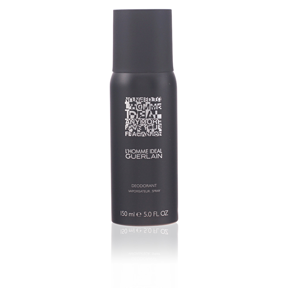 L'HOMME IDEAL deodorant spray