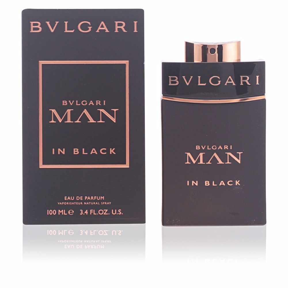 6c3312dbf5a Eau de Parfum vaporizador para hombre. 22 Opiniones. BVLGARI MAN IN BLACK