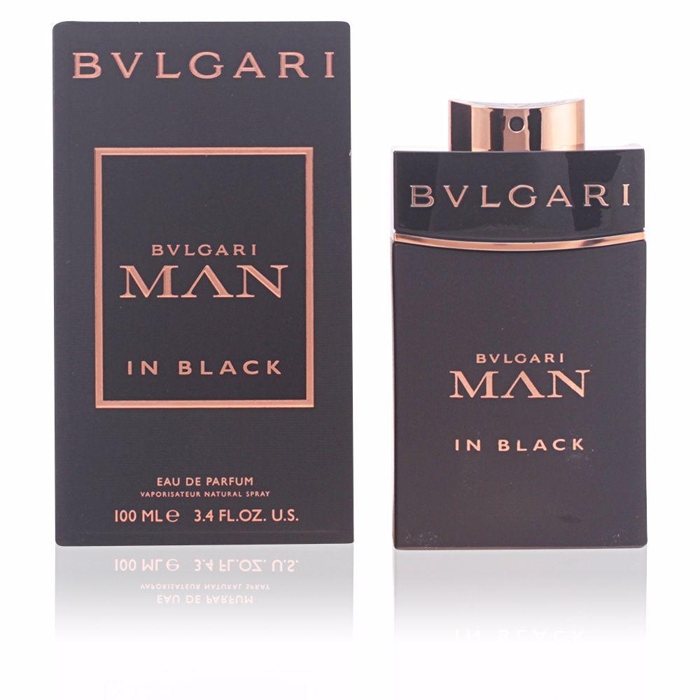 ae40ae17e2a1f Eau de Parfum vaporizador para hombre. 22 Opiniones. BVLGARI MAN IN BLACK