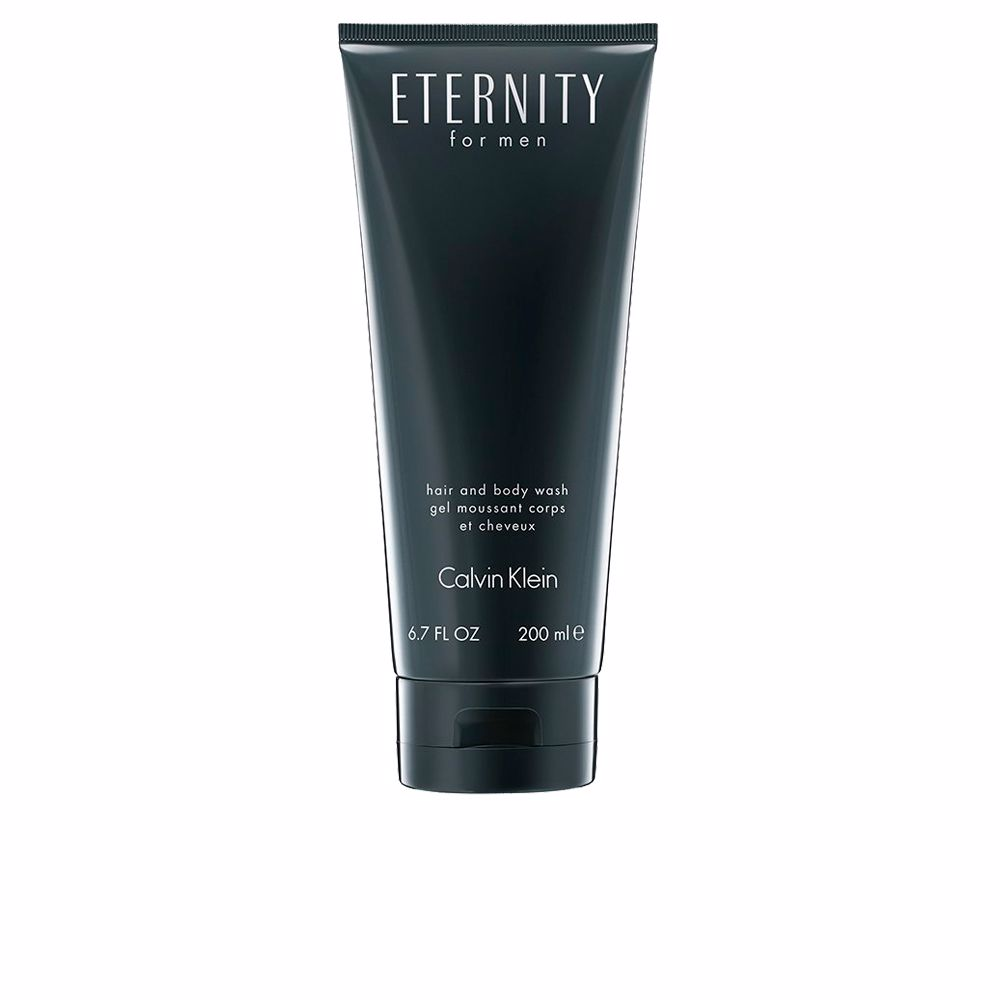 ETERNITY FOR MEN hair & body wash