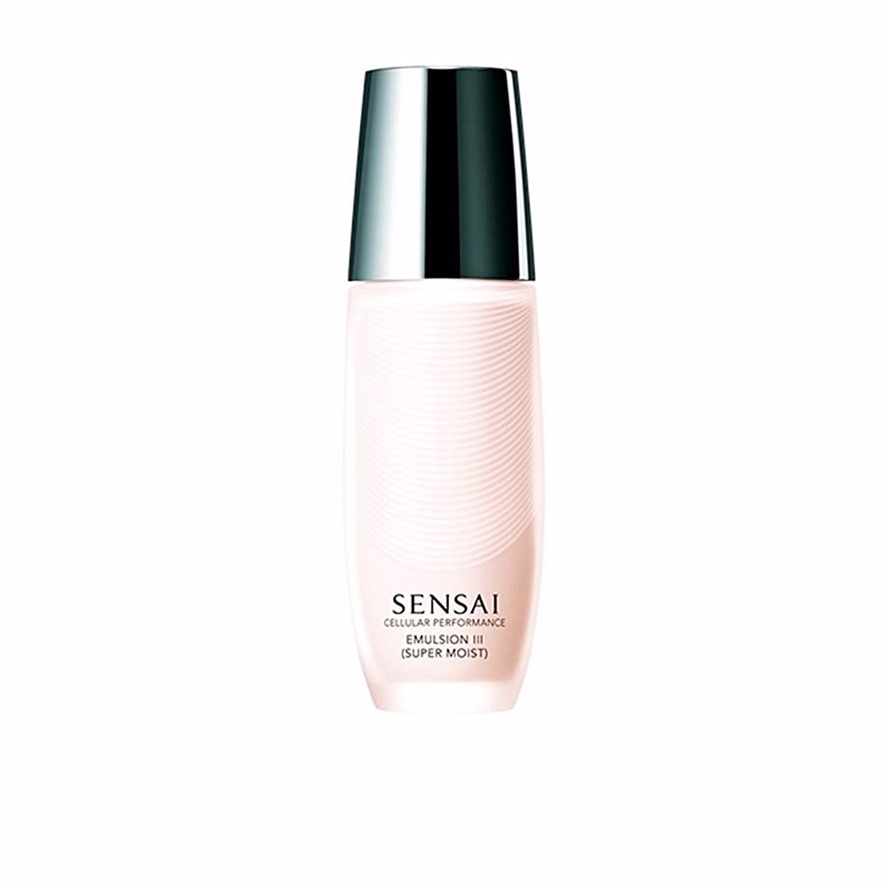 SENSAI CELLULAR emulsion III super moist