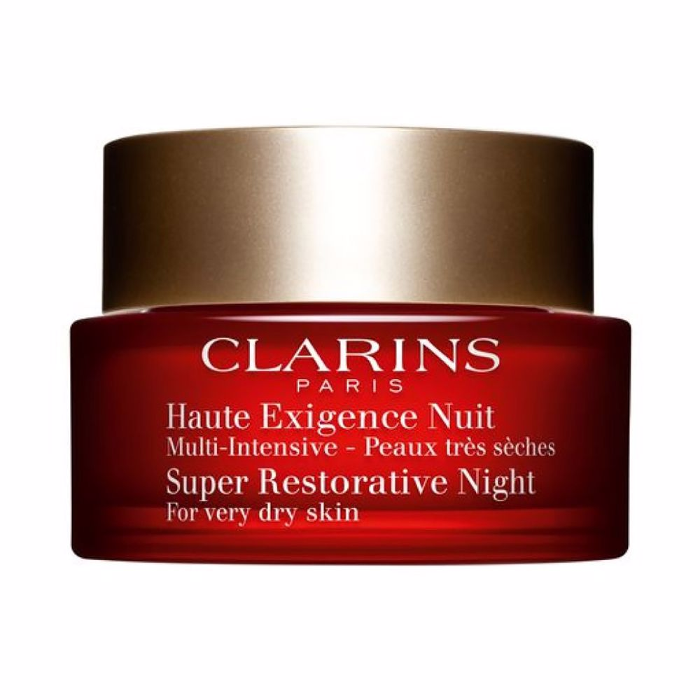 clarins cosm tique visage multi intensive cr me haute exigence nuit ps sur perfume 39 s club. Black Bedroom Furniture Sets. Home Design Ideas
