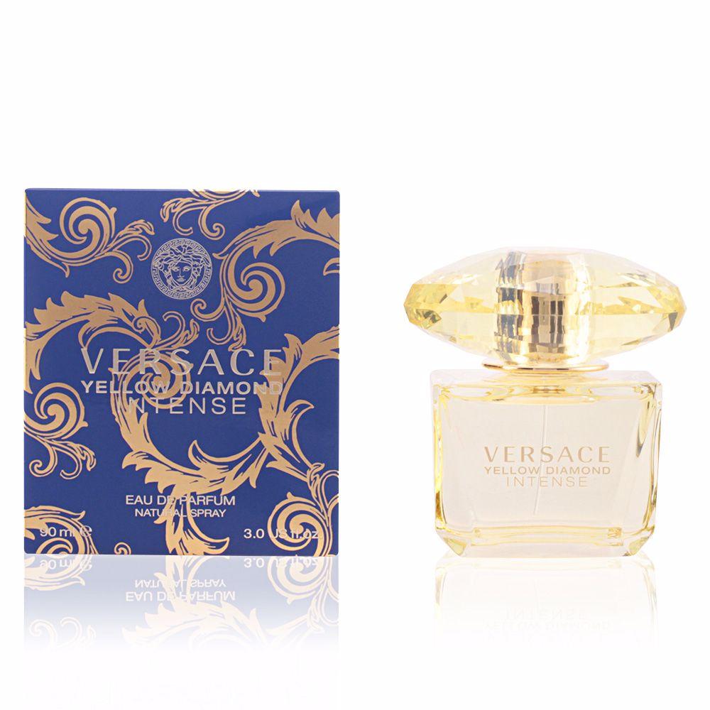 beccf13de362a8 Versace Eau de Parfum YELLOW DIAMOND INTENSE eau de parfum vaporisateur sur  Perfume s Club