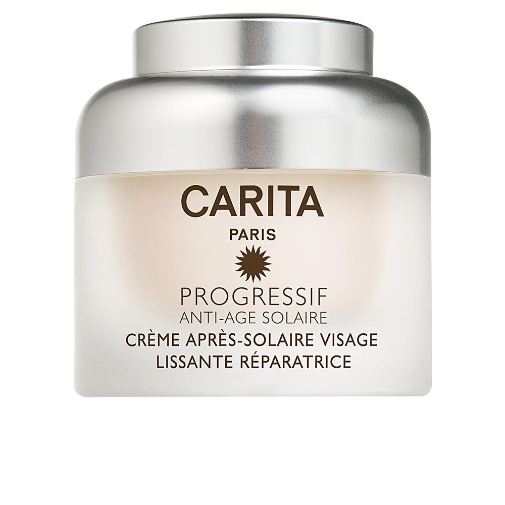 PROGRESSIF ANTI-AGE SOLAIRE crème après-solaire visage