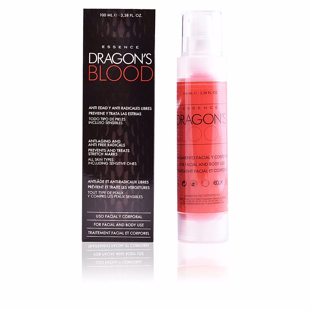 DRAGON´S BLOOD ESSENCE anti-aging and anti free radicals