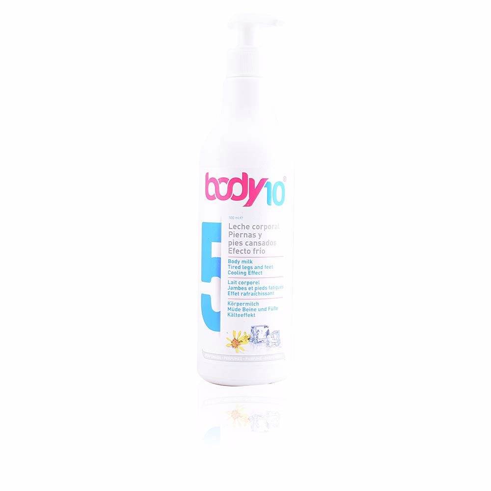 BODY 10 Nº5 tired legs and feet body milk