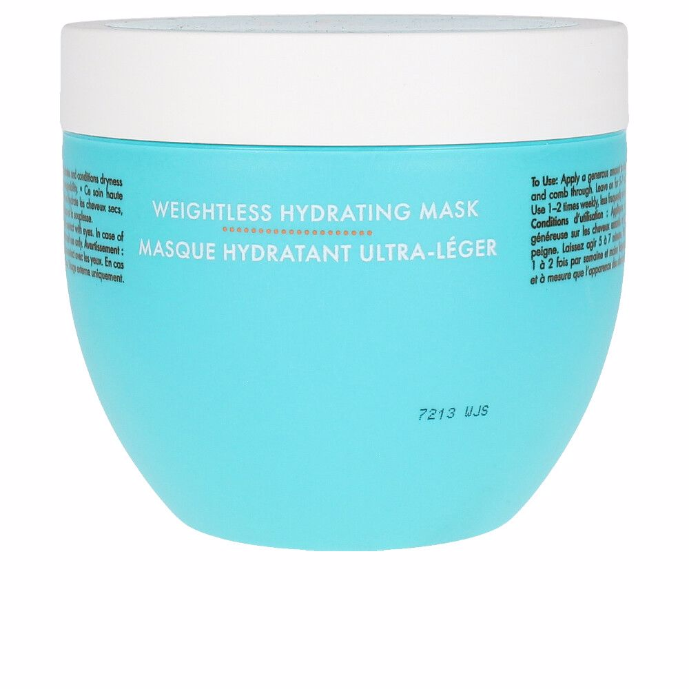 HYDRATION weightless hydrating mask