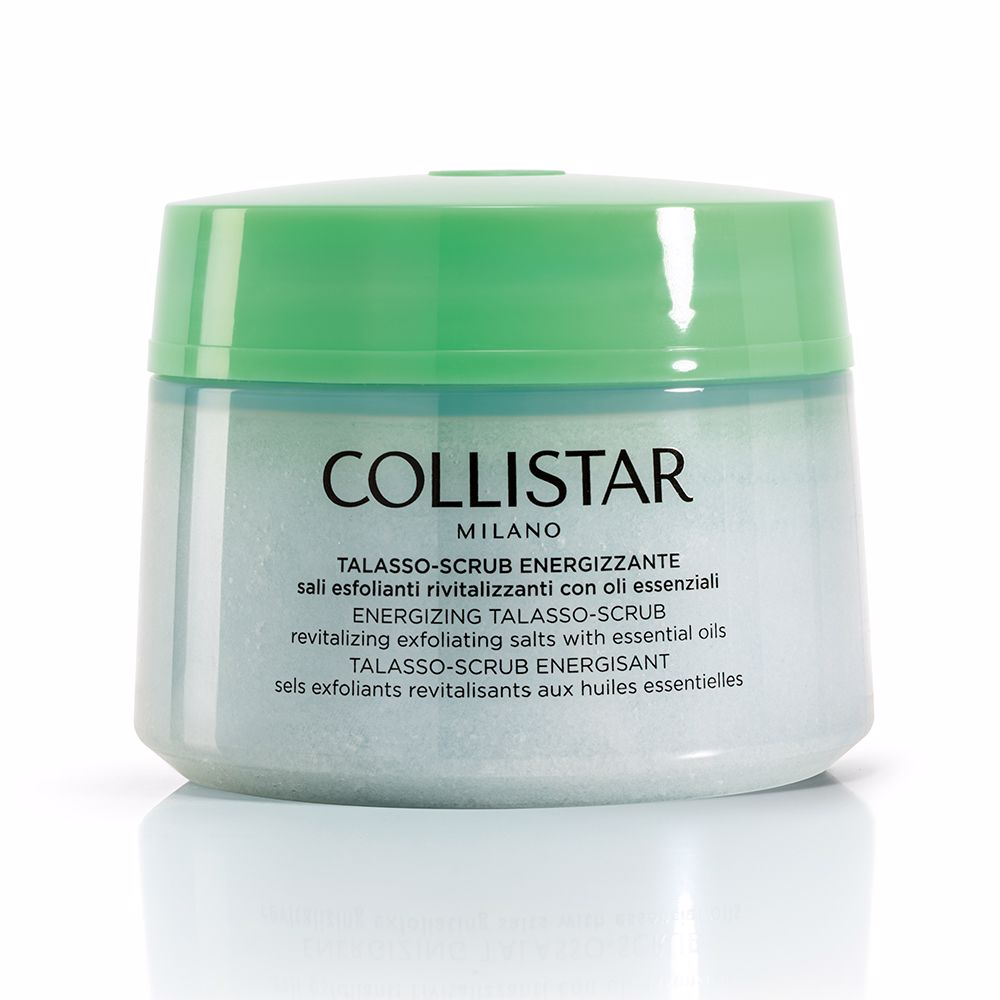 PERFECT BODY energizing talasso scrub