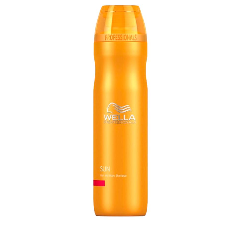 Wella Sun Care Sun Protection Spray Fine Normal Hair