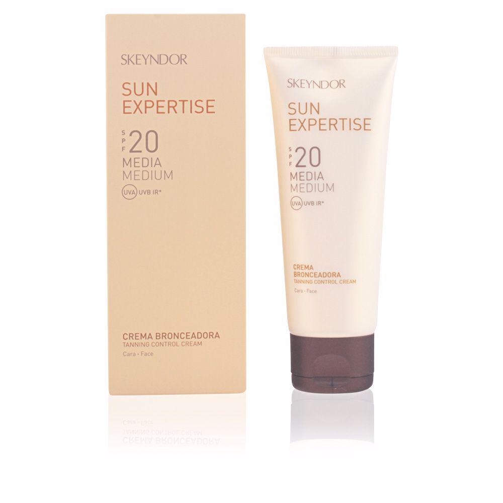 SUN EXPERTISE crema bronceadora SPF20