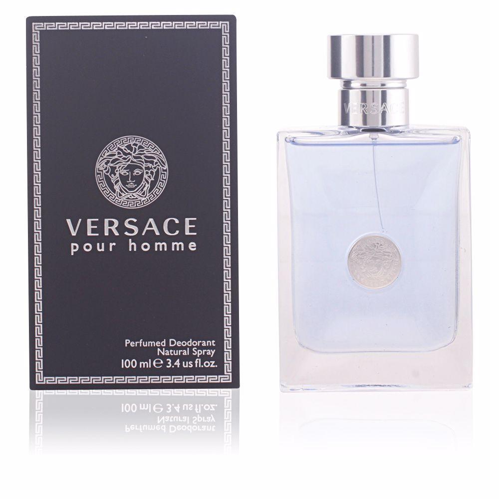 VERSACE POUR HOMME perfumed deodorant