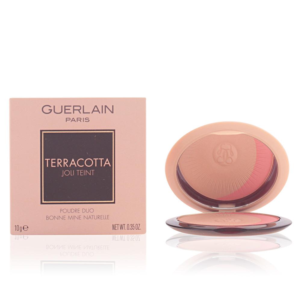 guerlain maquillage terracotta joli teint poudre duo sur perfume 39 s club. Black Bedroom Furniture Sets. Home Design Ideas