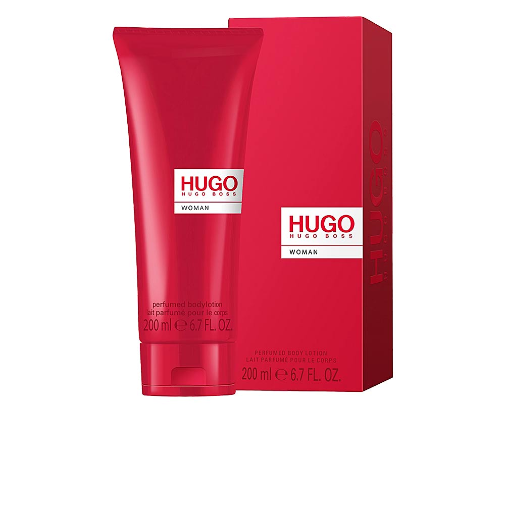 amazon top design new lower prices HUGO WOMAN perfumed body lotion