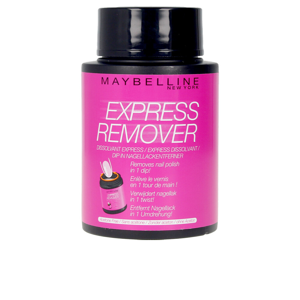 Express Remover Nail Polish Nail Polish Remover Maybelline Perfumes Club