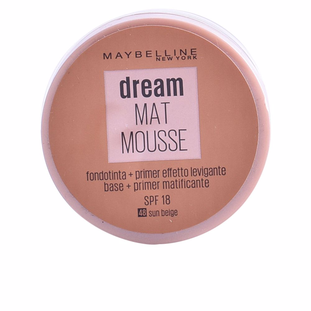 DREAM MATT mousse