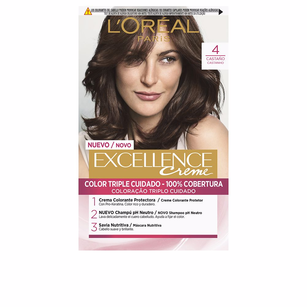 l oreal excellence creme how to use
