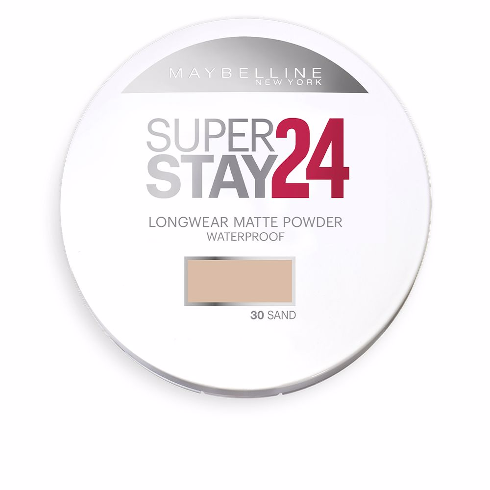 SUPERSTAY powder waterproof