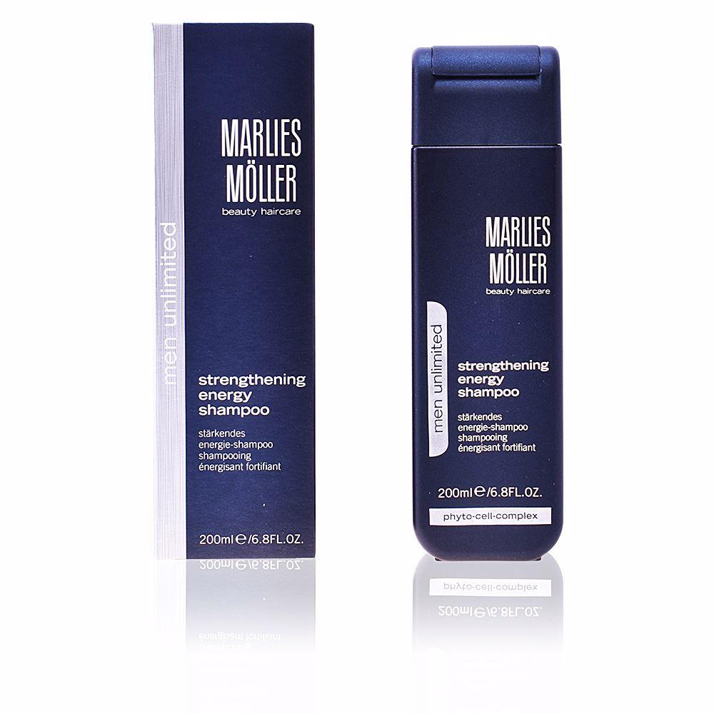 MEN UNLIMITED strengthening shampoo
