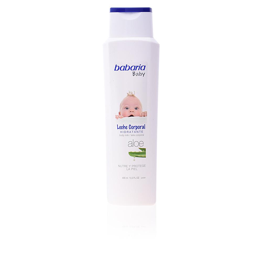 BABY leche corporal hidratante aloe