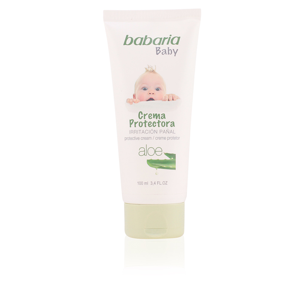 BABY crema protectora irritación pañal aloe