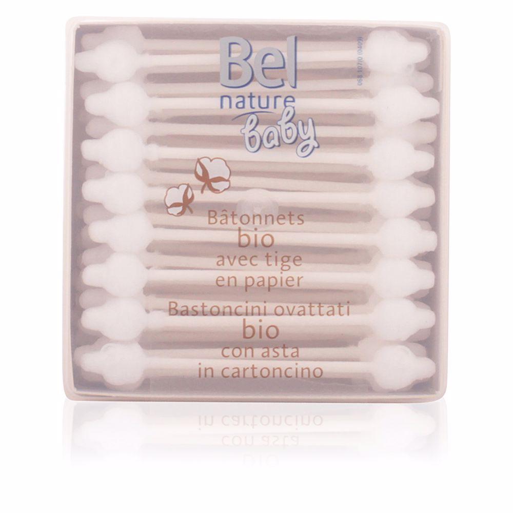 NATURE BABY bastoncillos algodón 100% orgánico