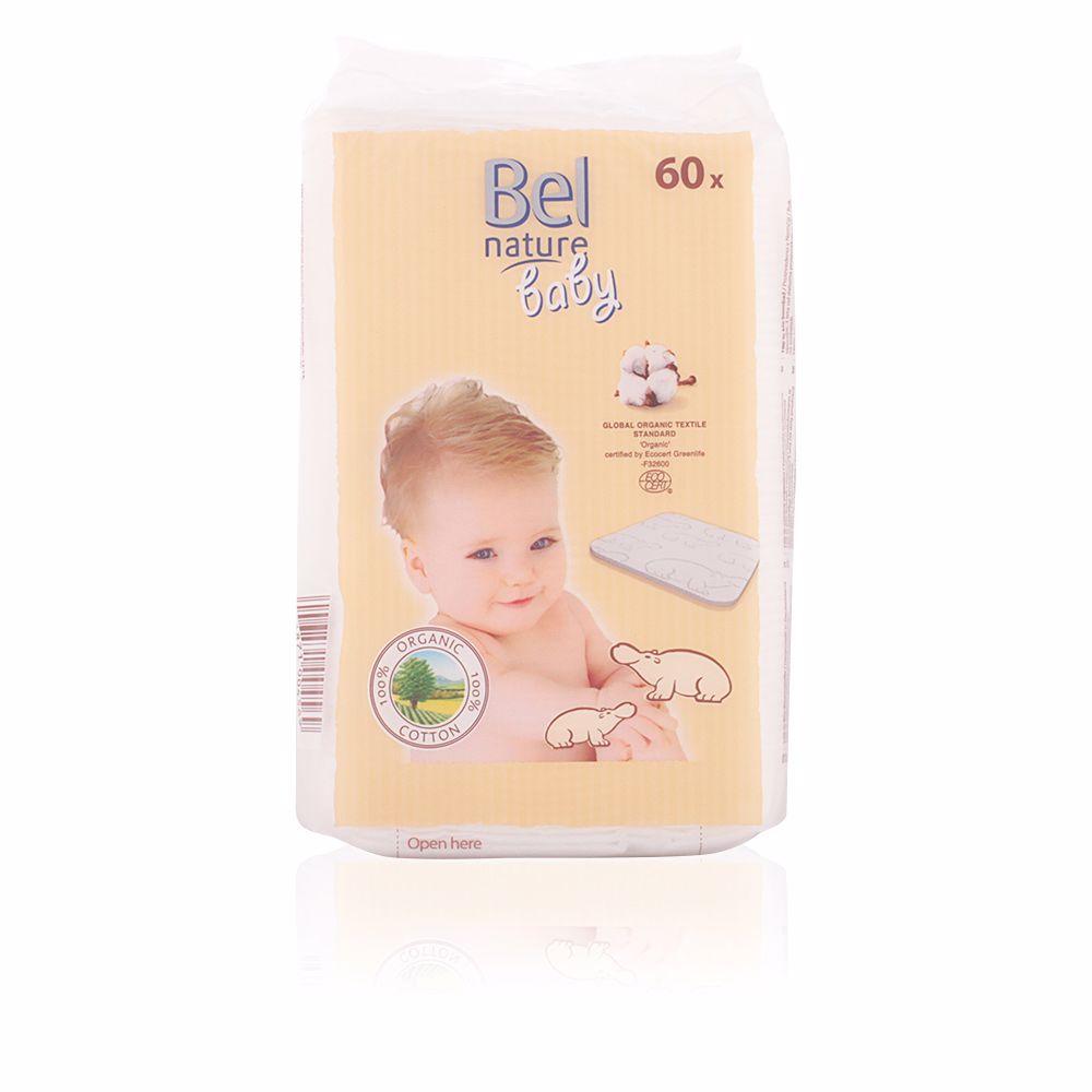 NATURE BABY maxi discos algodón 100% orgánico