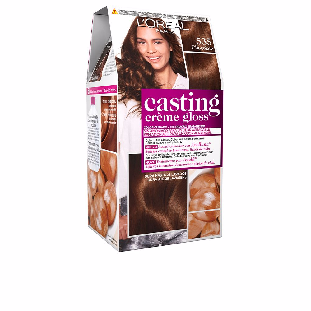 CASTING CREME GLOSS #535-chocolate