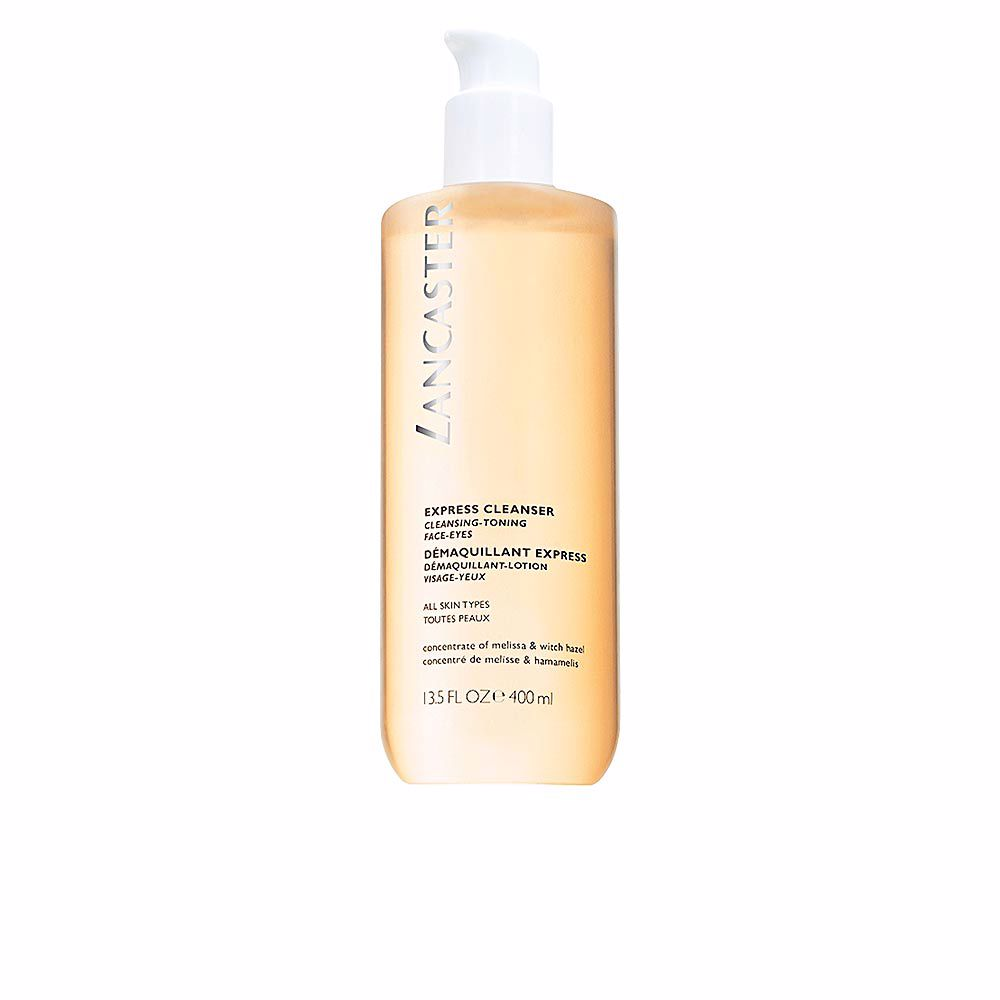 CLEANSERS express cleanser