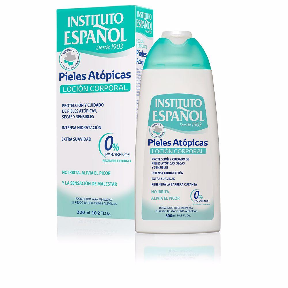 PIELES ATÓPICAS leche corporal hipoalergénica