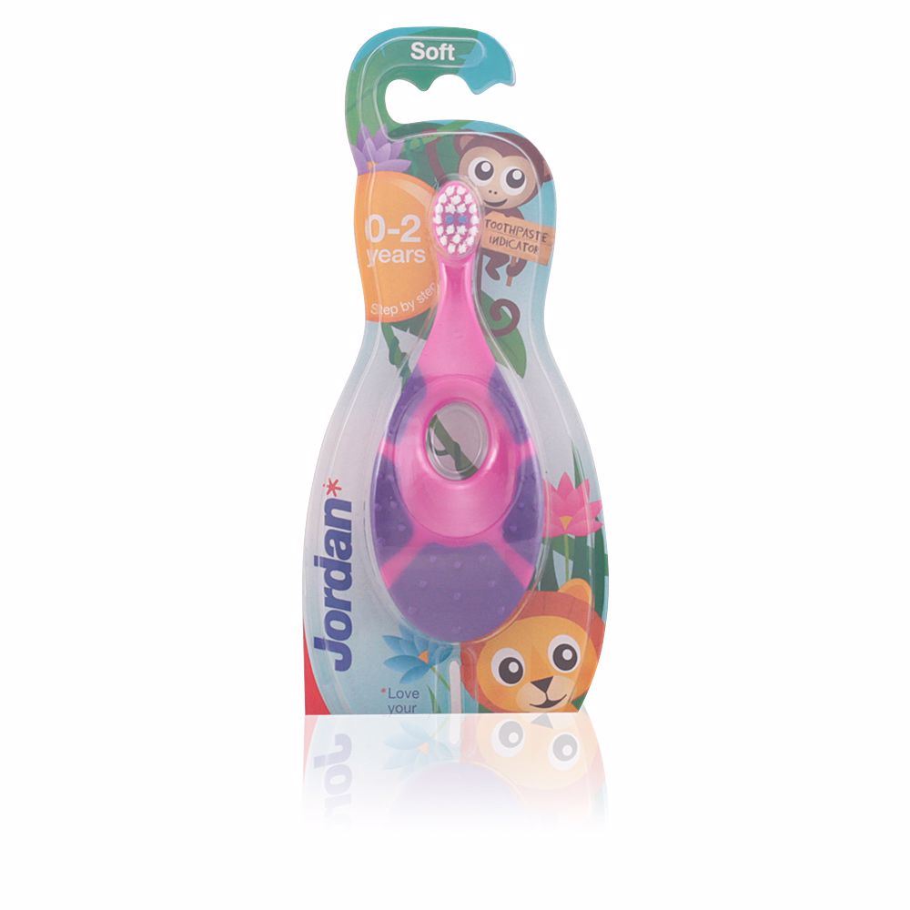 JORDAN NIÑOS toothbrush 0-2 years #soft