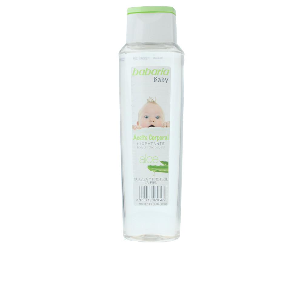 BABY aceite corporal hidratante aloe