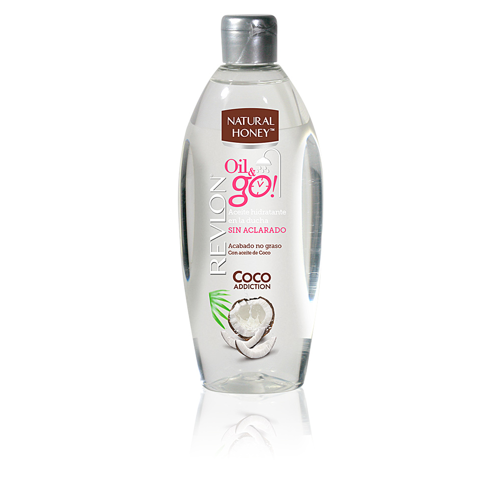 COCO ADDICTION OIL & GO aceite corporal