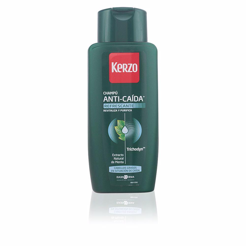 FRECUENCIA ANTI-CAIDA refrescante cabellos grasos