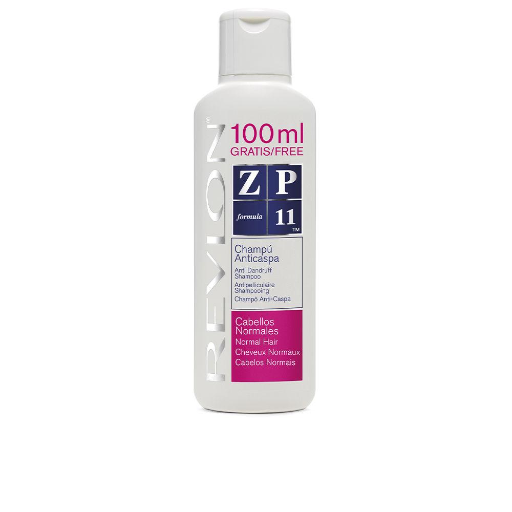 ZP11 champú anticaspa cabellos normales