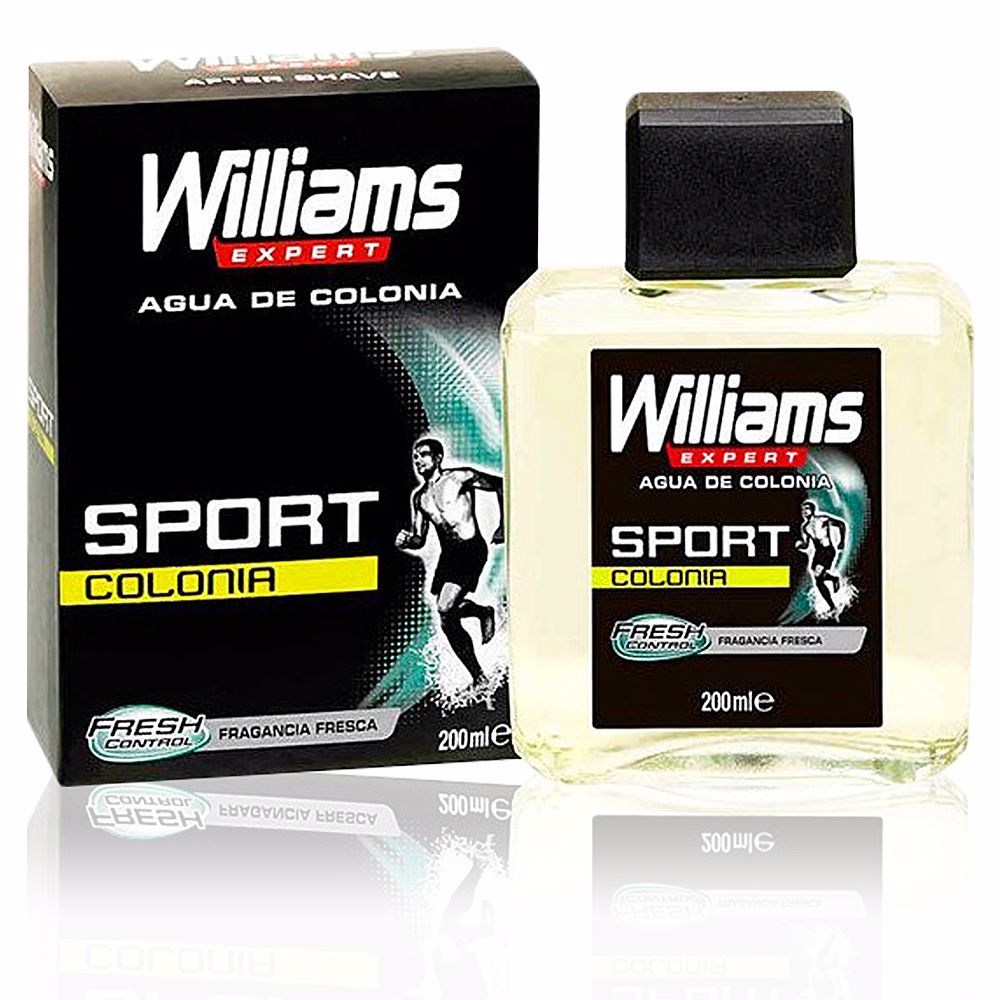 WILLIAMS SPORT COLONIA eau de cologne spray