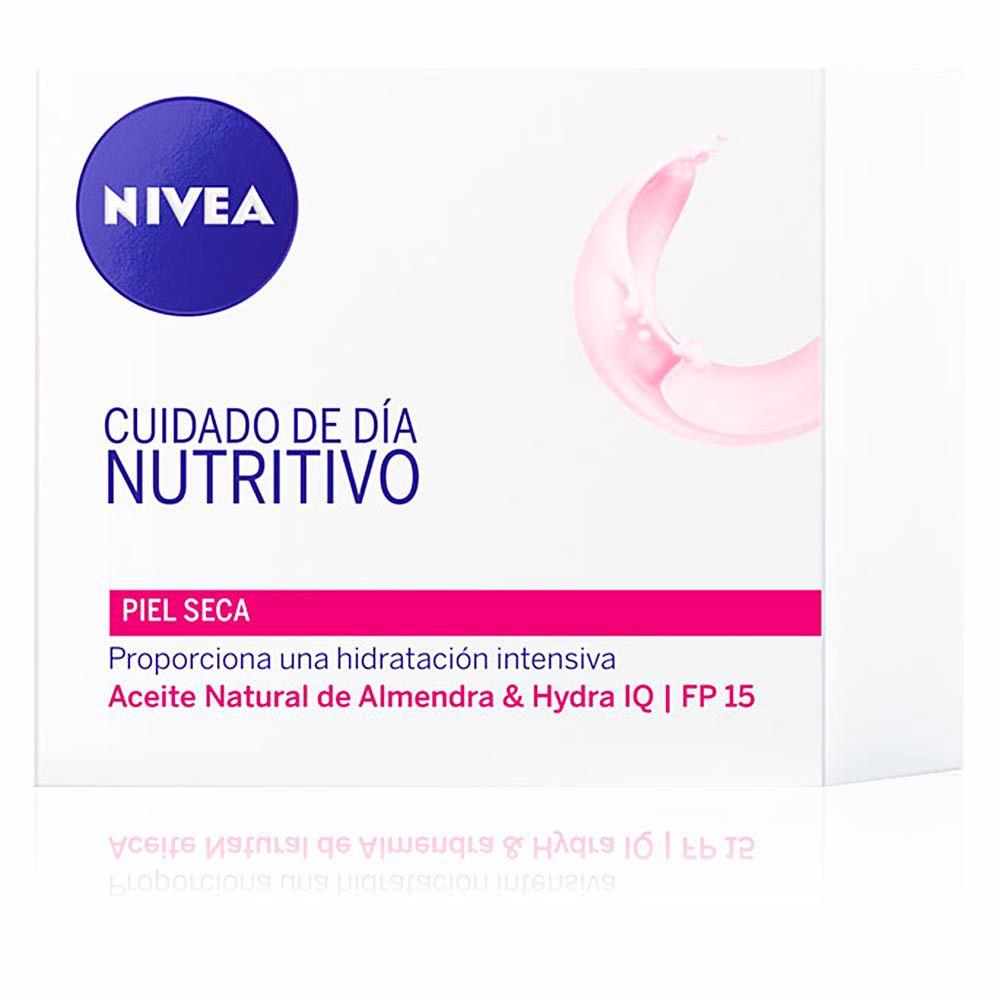 AQUA EFFECT cuidado de día nutritivo SPF15 piel seca