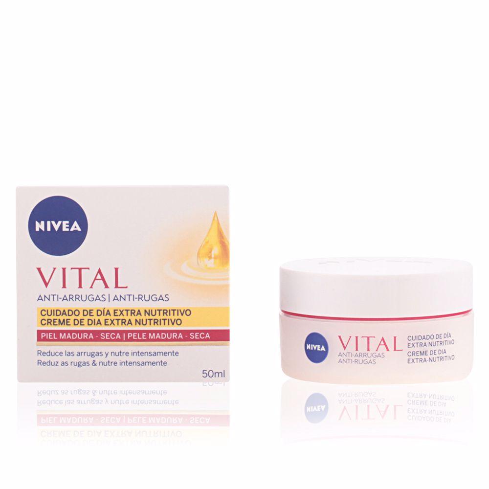 VITAL ARGAN crema anti-arrugas piel madura y seca