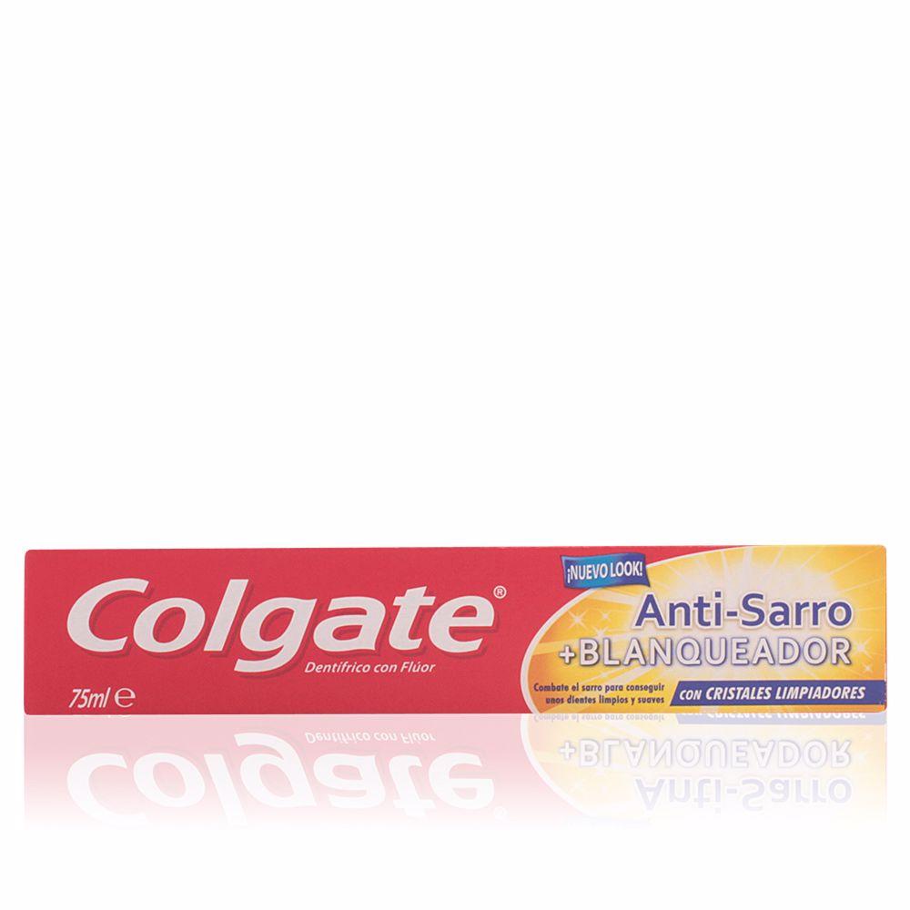 ANTI-SARRO +BLANQUEADOR pasta dentífrica