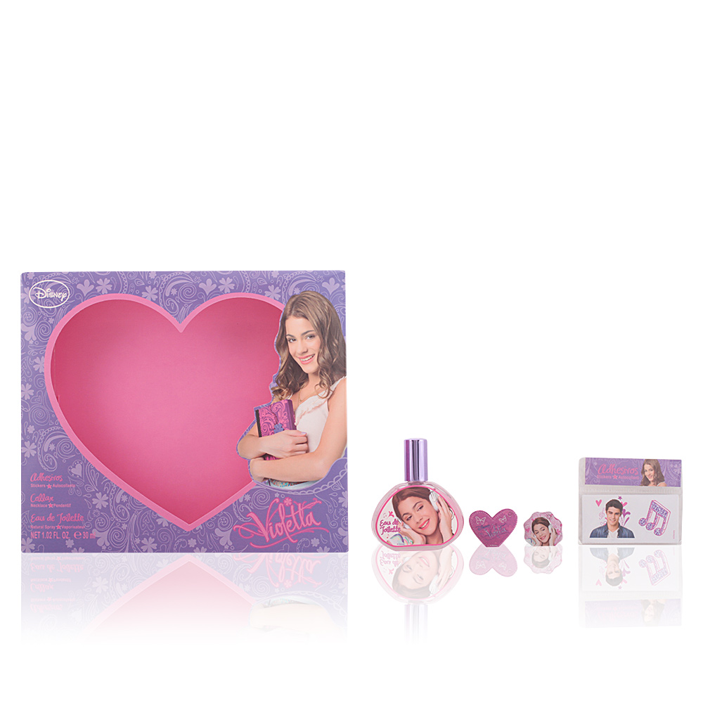 cartoon eau de toilette violetta coffret sur perfume 39 s club. Black Bedroom Furniture Sets. Home Design Ideas