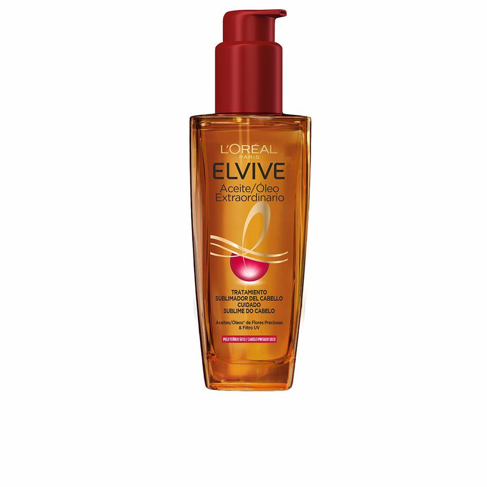 ELVIVE aceite extraordinario aceite cabello teñido